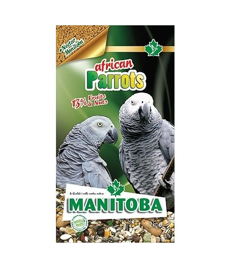 Manitoba, African Parrots