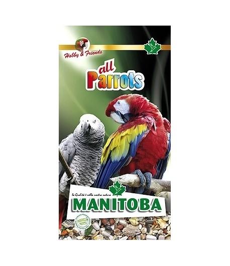 Manitoba, All Parrots