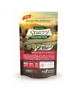 Stuzzy DOG Grain Free Monoproteico 150 gr.