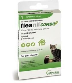 Fleanil COMBO Gatti e Furetti 1 pipetta