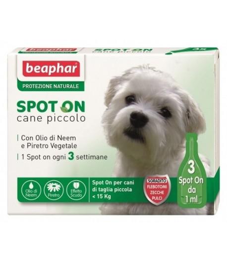 Beaphar, Protezione Naturale Olio di Neem, Spot on Cane