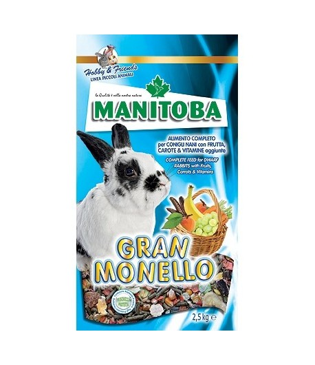 Manitoba, Gran Monello