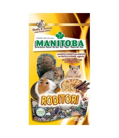 Manitoba, Roditori