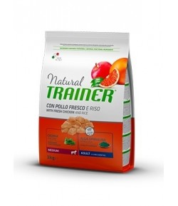 Trainer Natural Dog Medium Adult 2 X 12Kg. 34,99 (cada 1) spedizione gratuita
