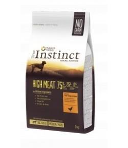 True Instinct HIGH MEAT Adult Medium Maxi Pollo