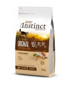 True Instinct CAT ORIGINAL Sterilized Salmone