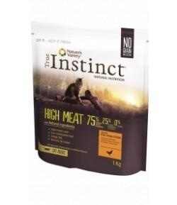 True Instinct CAT HIGH MEAT Adult Pollo