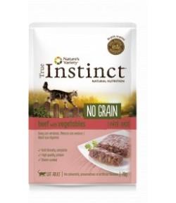 True Instinct CAT NO GRAIN Pate in bustina 70 gr.