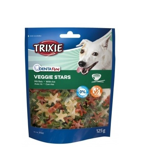 Trixie Snack Vegetale Veggie Star