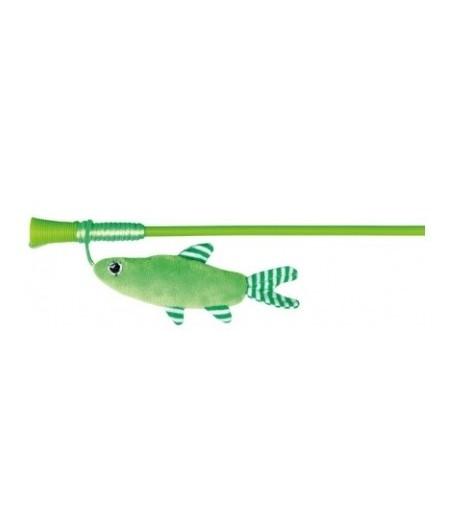 Trixie Canna da pesca con Pesce