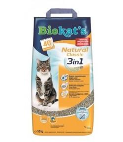 Gimborn Biokat's Natural Classic 3in1 agglomerante