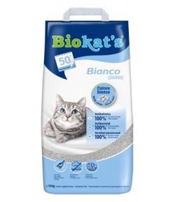 Gimborn lettiera per gatti Biokat's Bianco Agglomerante