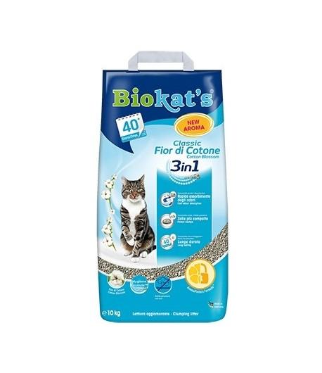Gimborn Biokat's Classic Fior di Cotone 3in1