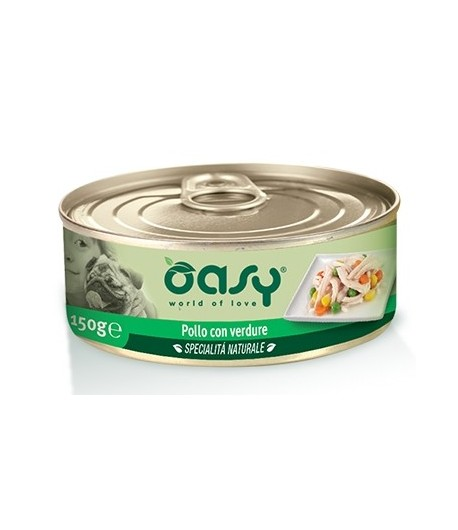 OASY DOG Naturale 150 gr.
