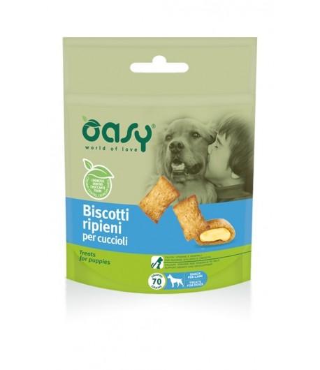 OASY Biscotti ripieni per Cuccioli