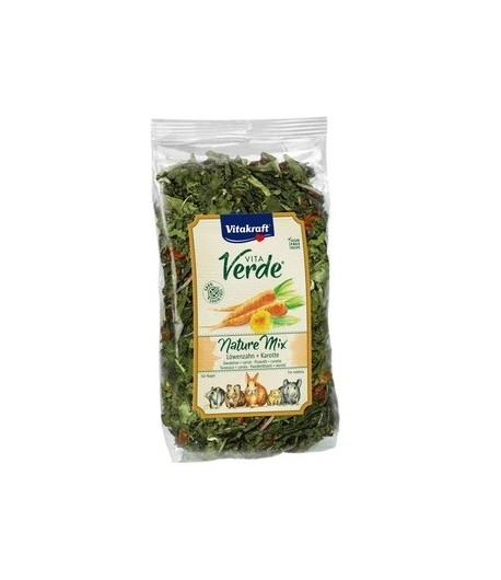 Vitakraft, Vita Verde Nature Mix Tarassaco e Carote
