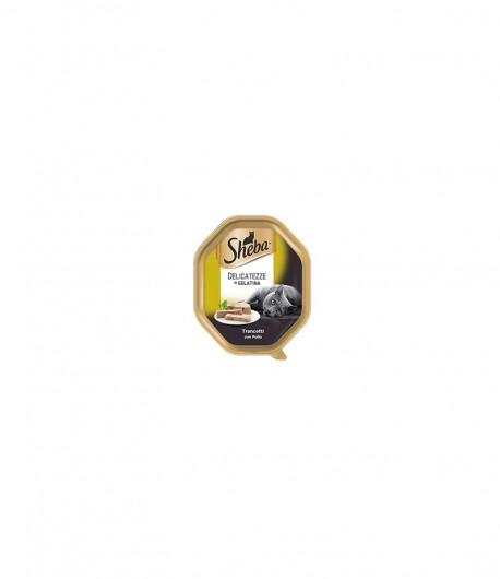 Sheba Delicatezze in gelatina-85 gr.
