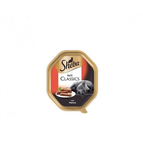 Sheba Pate Classic in vaschetta - 85 gr.