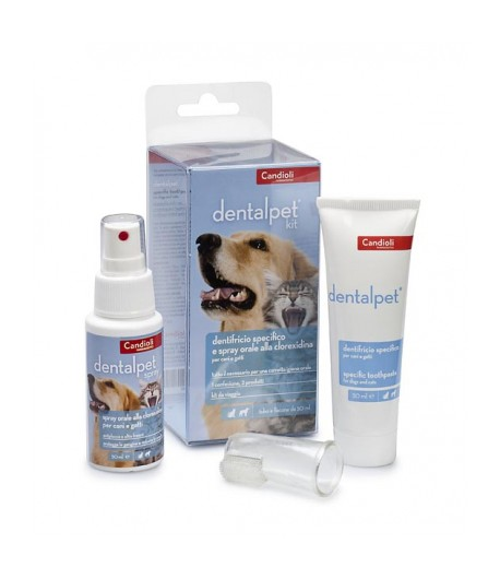 Candioli, DentalPet KIT