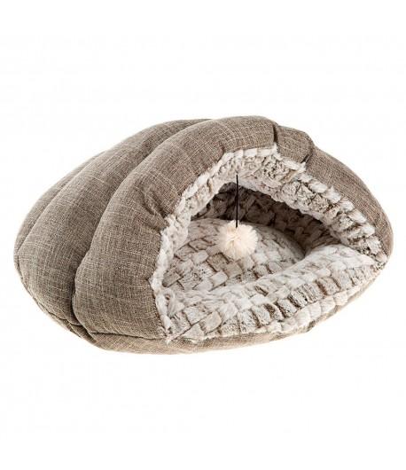 Ferplast, Tufli Cuccia in pelliccia ecologica