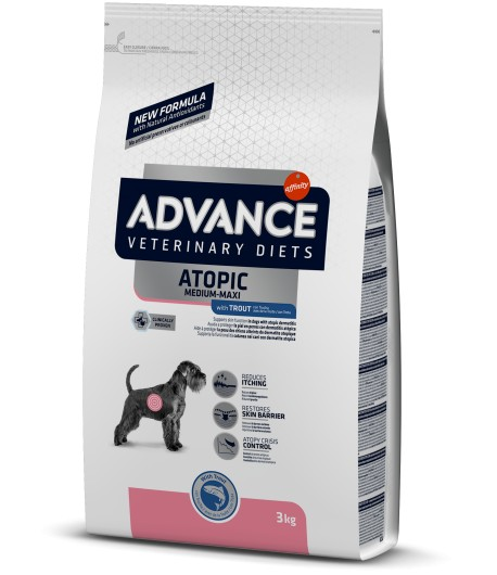 Affinity Advance Veterinary Diet TOPIC