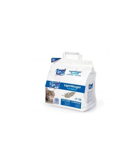Sepicat lettiera per gatti Lightweight Classic - Agglomerante