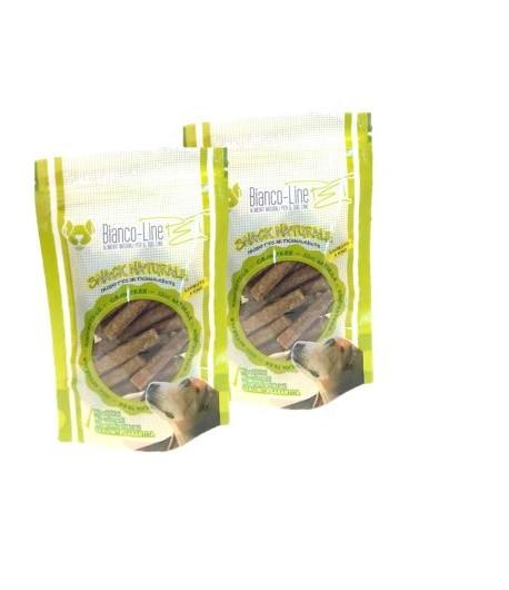 BiancoLine DOG BUFALO 51% e grano tenero cotto