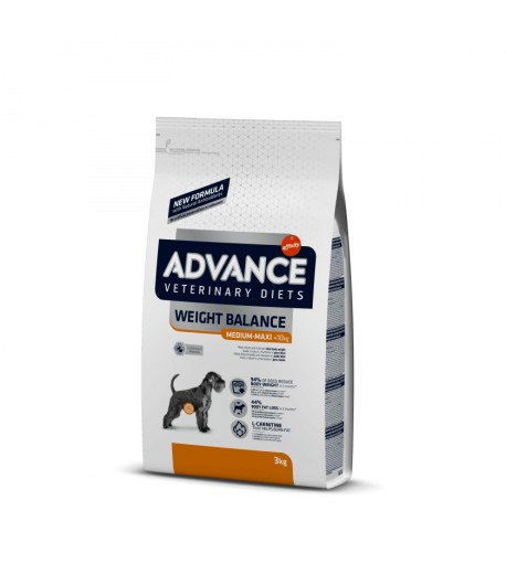 Affinity Advance DOG Veterinary Diet WEIGHT BALANCE Medium/Maxi