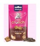 Vitakraft, Crispy Crunch TACCHINO E SEMI DI CHIA 60 gr.