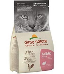 Almo Nature Cat Kitten Pollo e Riso