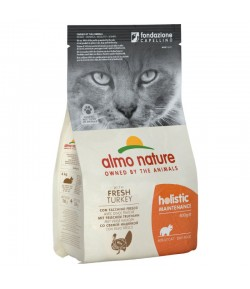 Almo Nature Cat Adult Tacchino e Riso