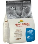 Almo Nature Cat Sterilised Salmone