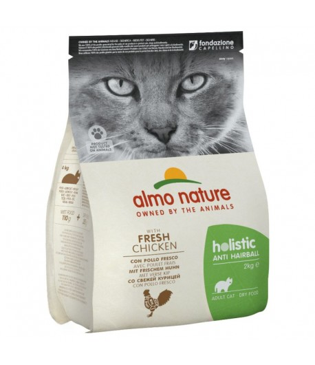 Almo Nature Cat Anti-Hairball