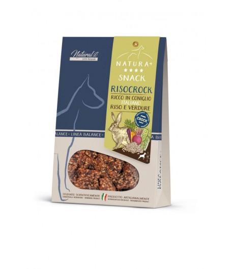 Cibuspet Snack RISOCROCK con Coniglio e Verdure