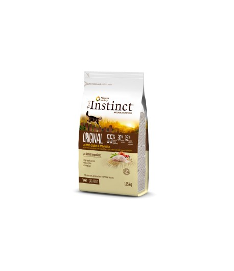 True Instinct CAT ORIGINAL Adult Pollo