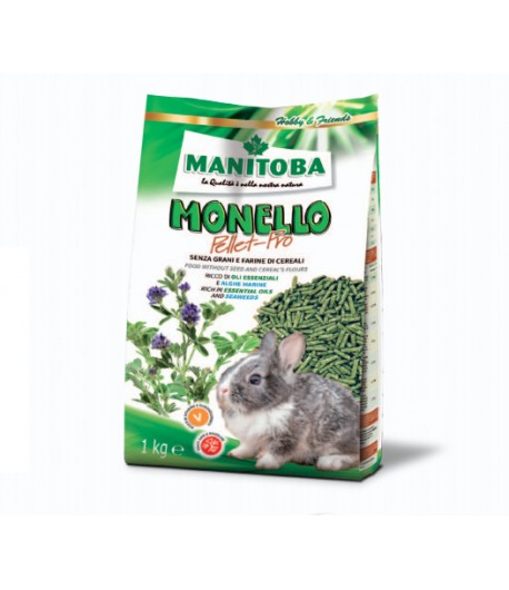 Manitoba, Monello PELLET