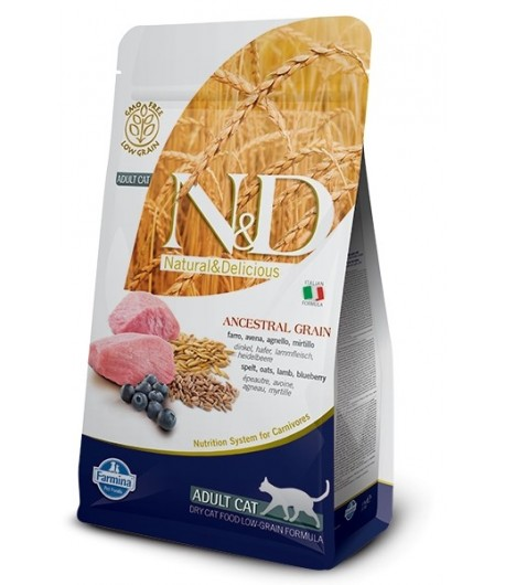 N&D ANCESTRAL CAT Adult 300 gr.