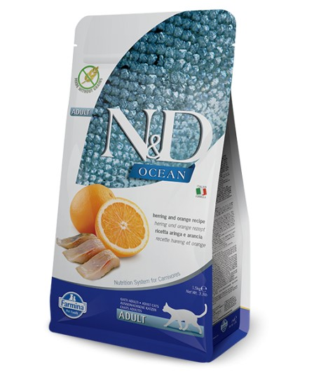 N&D OCEAN CAT Adult 300 gr.