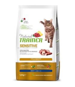 Trainer Natural Cat Adult Sensitive con Anatra