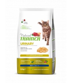 Trainer Natural Cat Adult Urinary con Pollo