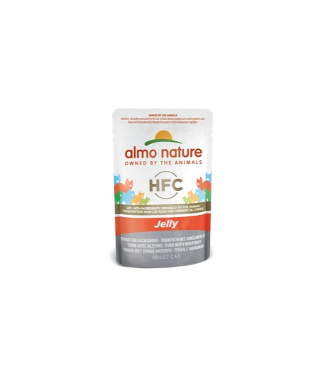 Almo Nature Cat Jelly 55 gr.