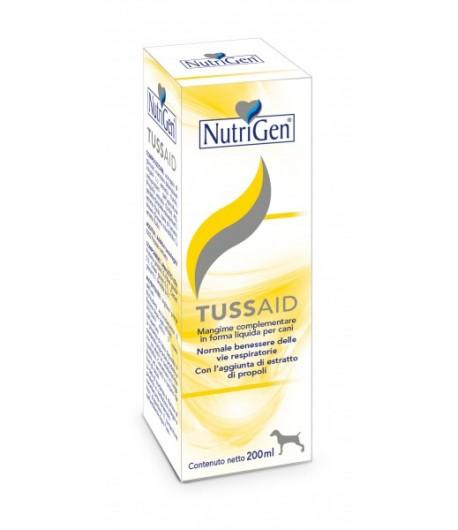 Nutrigen, TUSSAID sciroppo per la tosse del cane 200 ml
