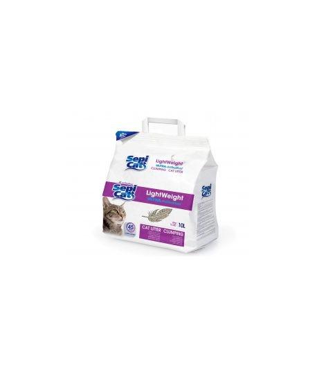Sepicat lettiera per gatti Lightweight Antibact - Agglomerante