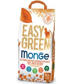 Monge Lettiera Vegetal Mais Easy Green 10 lt.