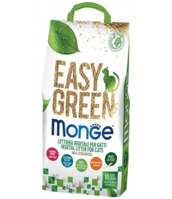 Monge Lettiera Vegetal Easy Green 10 lt.