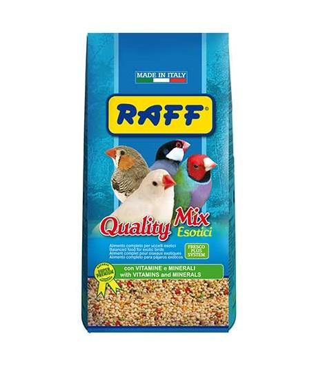 Raff, Quality Mix_Esotici