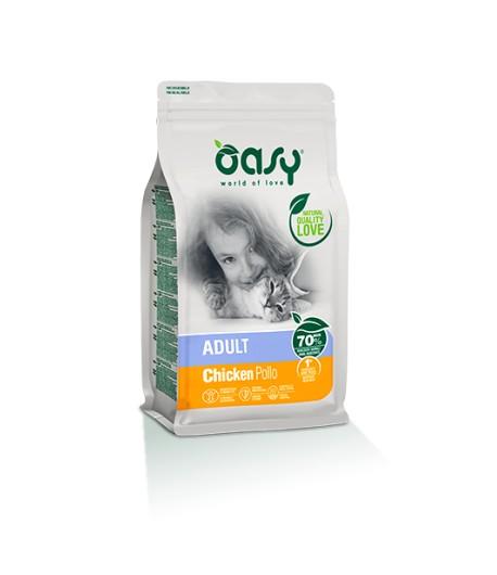 Oasy Cat Adult Pollo