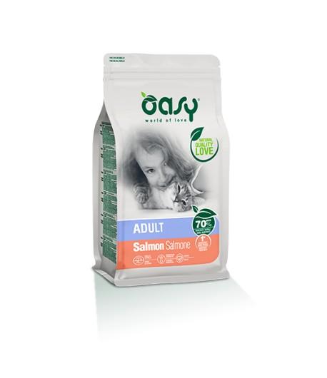Oasy Cat Adult Salmone